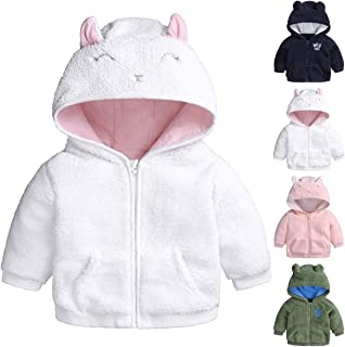 fa6ebe1aa Amazon.com  9-12 mo. - Fleece   Jackets   Coats  Clothing