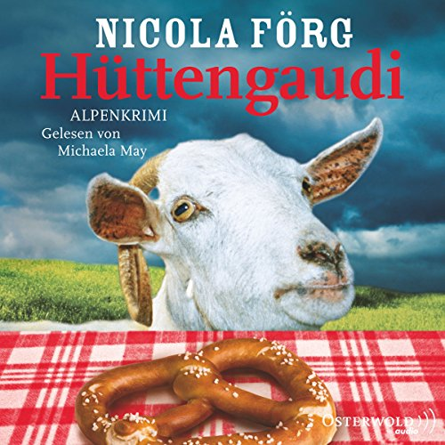 Hüttengaudi audiobook cover art