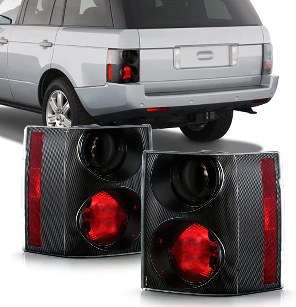 ACANII - アイテム勢ぞろい For 2006-2009 Land Rover Range Red HSE LED 奉呈 Smoke