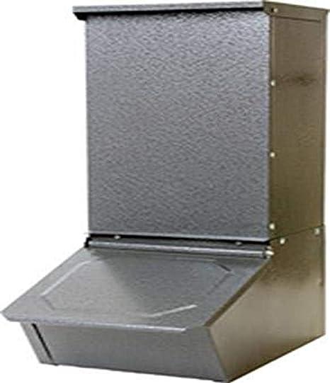 single door hog feeder)