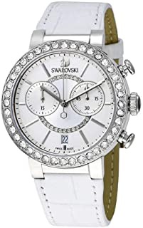 Swarovski Citra Sphere Chrono White Ladies Watch 5027127