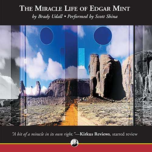 The Miracle Life of Edgar Mint cover art