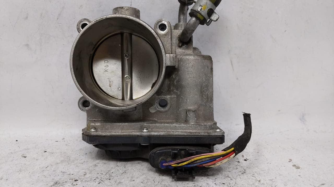 OEMUSEDAUTOPARTS1.COM-Throttle Body 1606031769 is Compatible wit Limited Special Price overseas