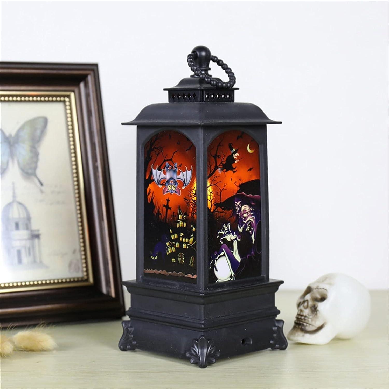 LUBINGT Candle Lamp Pumpkin Skull for Decoration Ho Excellence Light Arlington Mall