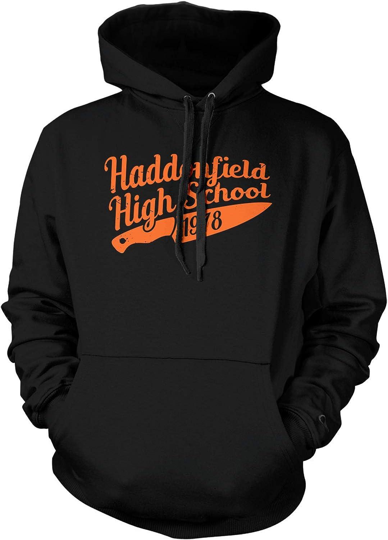 1 year warranty Haddonfield High School 31 Jersey - Myers Unisex Hoodi Super intense SALE Halloween