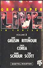 GRP Super Live in Concert Cassette Tape
