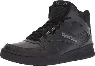 Reebok Men's BB4500 Hi 2 Sneaker, Black/Alloy, 12
