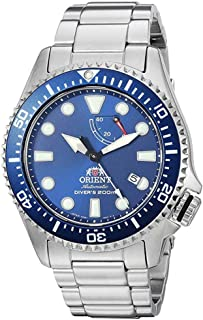 Orient Men's 'Triton' Japanese Automatic Stainless Steel Diving Watch