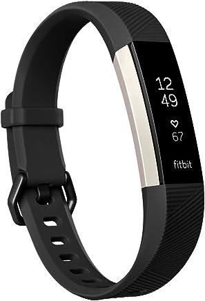 Fitbit Alta HR, Black, Small (US Version)