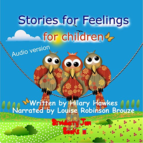 Stories for Feelings for Children audiobook cover art