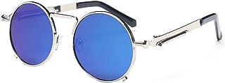 Arctic Star® Vintage Steampunk metal polarized sunglasses