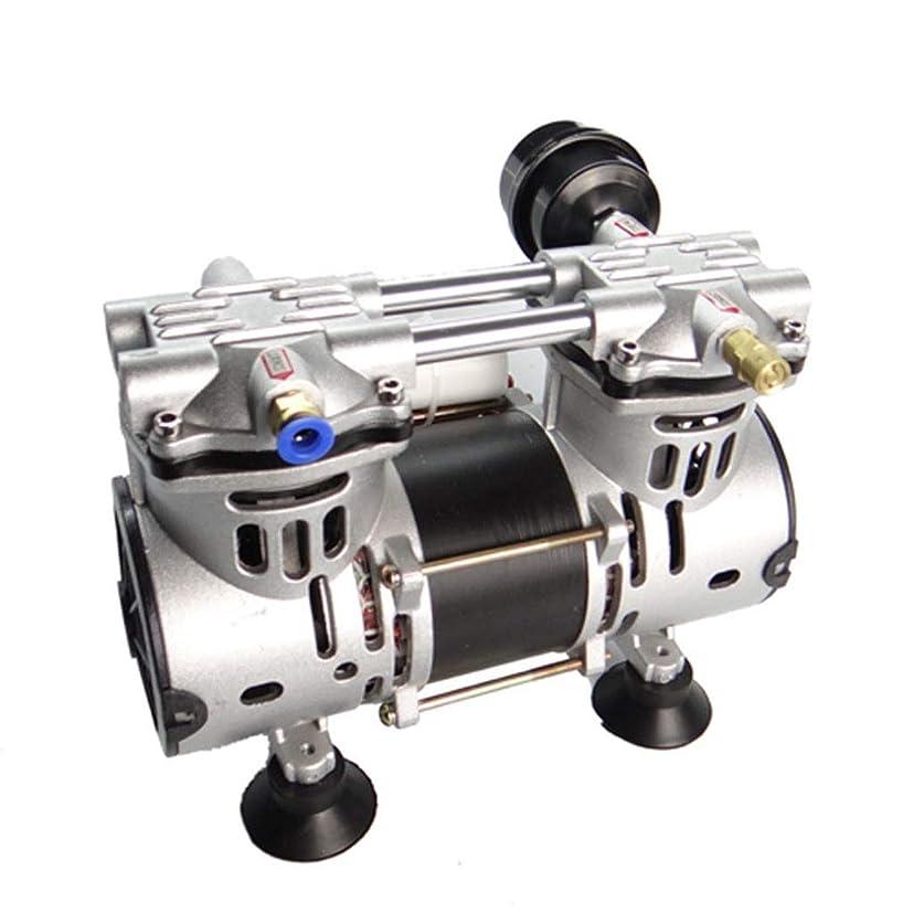 気取らない火山亜熱帯エアーコンプレッサー300W-60L医療用美容酸素製造最高負圧-91KPAピストンミュート工業用医療食品加工などに最適