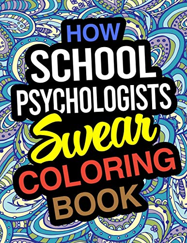 School Psychologist Coloring Book