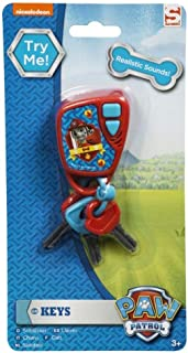 Nickelodeon PWP-3053 Paw Patrol Car Keys