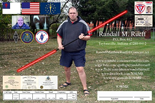 Randall M. Rueff - K9RMR - QRZ.com - Photographs - 2017 A.D. (English Edition)