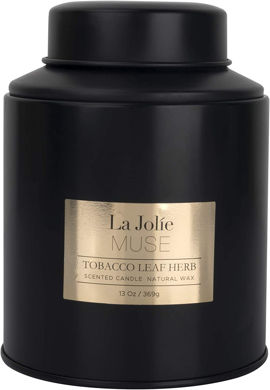 Tobacco Vanilla Scented Candle for Men 13oz Soy Industry No. 1 Large Cand Quality inspection Women