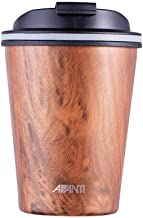 Avanti Go Cup Double Wall Travel Cup, Driftwood, 13448