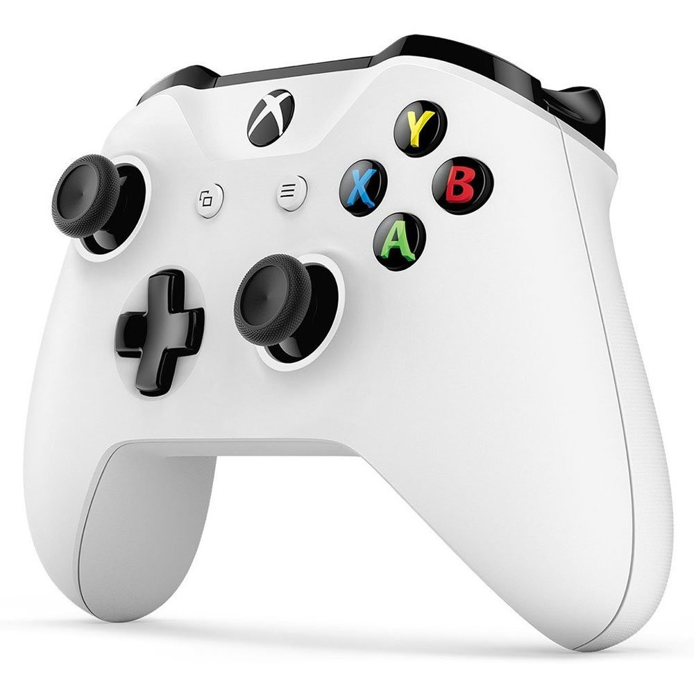 Microsoft Wireless Controller: Blanco para Xbox One: Amazon.es: Informática