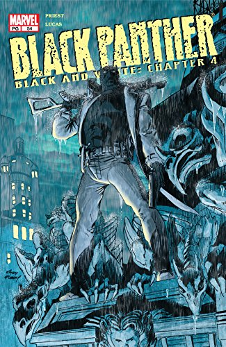 Black Panther (1998-2003) #54 (English Edition)