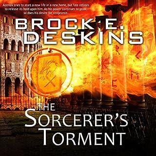 The Sorcerer's Torment audiobook cover art