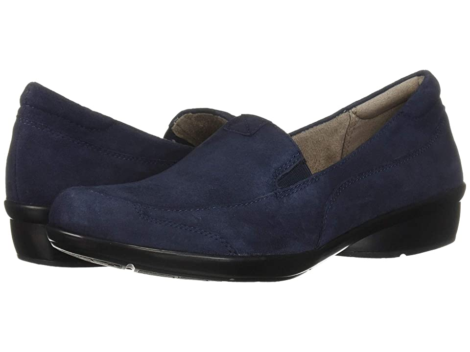 Naturalizer Channing (Inky Navy Suede) Women
