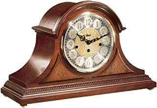 Qwirly Store: Amelia Mechanical Mantel Clock by Hermle 21130N90340   Cherry