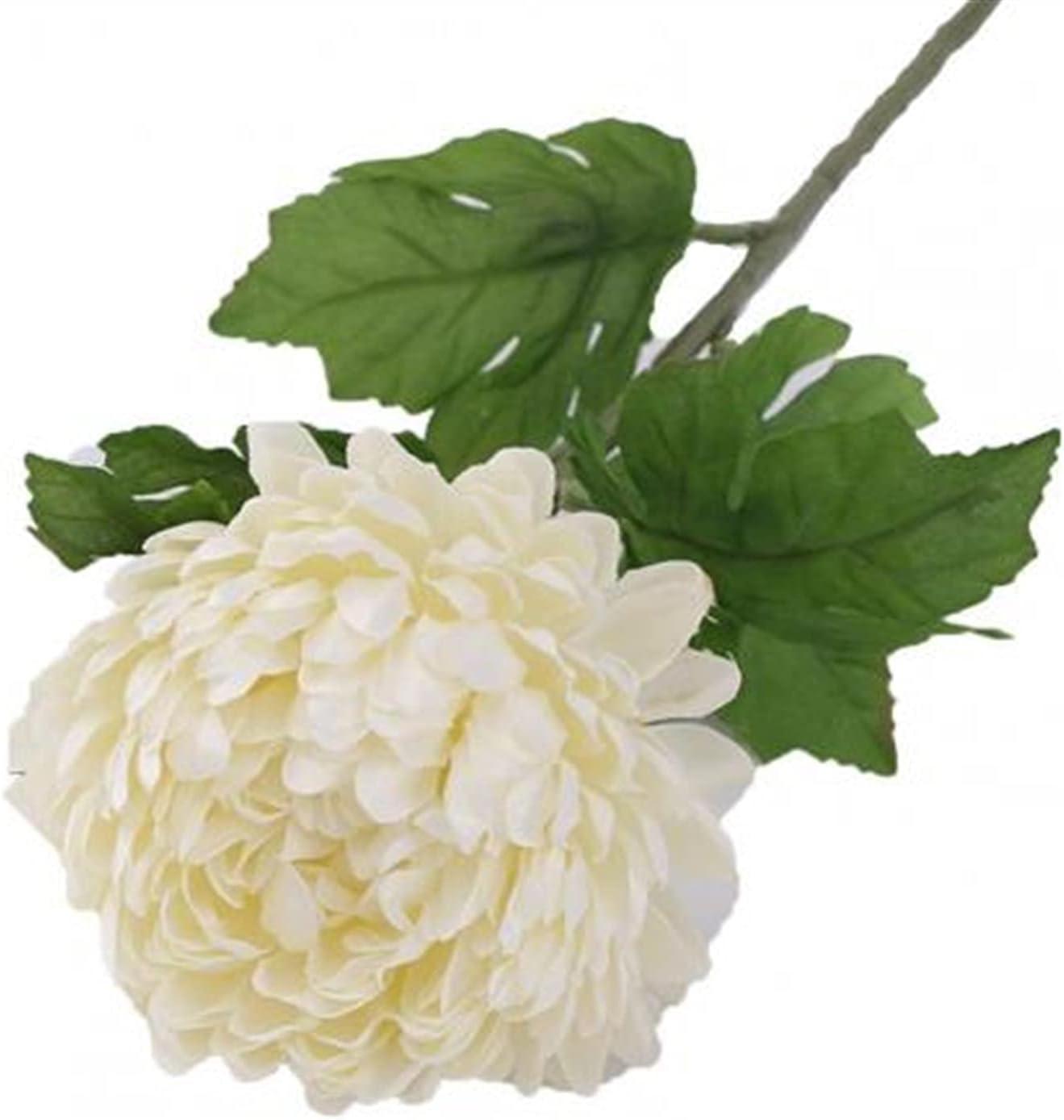 MFLJU Artificial Flowers Faux Plants Max 46% OFF Colors Silk Large 5 price