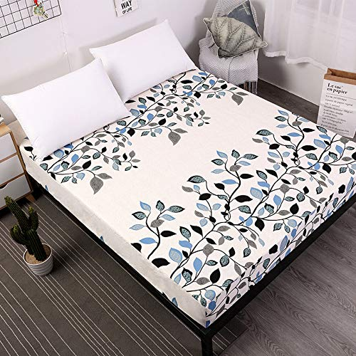 Simple And Fashionable Checkered Bed Sheet Home Textiles, Single Sheet With Elastic Corners, Super Large Soft And Comfortable Bedding For All Seasons