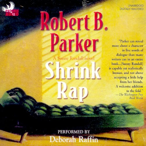 Shrink Rap audiobook cover art