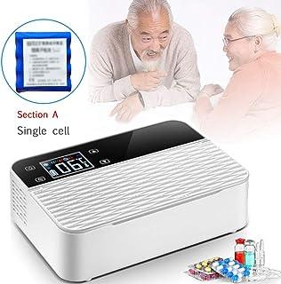 GBHJJ Insulin kylare resväska, bärbar mini kylskåp insulin kylare 10 timmar insulin kylare 2 ~ 8 tum, med kylutrymme: 192 ...