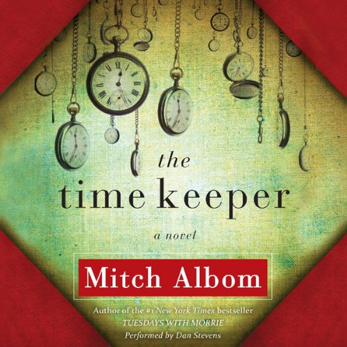 The Time Keeper audiobook cover art