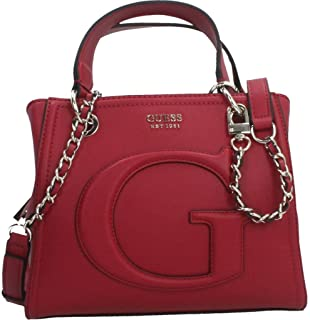 GUESS Womens Handbags, Red (Rose Multi) - VG744005