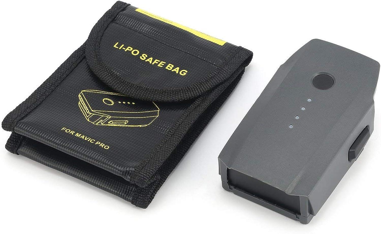 TreeonLife 11.4V 3830mAh 3S Intelligenter ErsatzLiPoAkku für den Flug für DJI Mavic Pro Platinum FPV RCDrohne mit sicherer Tasche