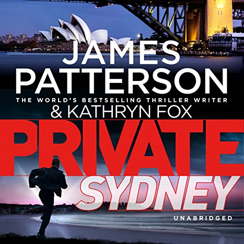 Private Sydney audiobook cover art