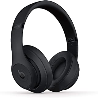 Beats Studio3 Wireless Noise Cancelling Over-Ear Headphones - Apple W1 Headphone Chip, Class 1 Bluetooth, Active Noise Can...