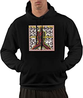 A Tribe Called Quest Midnight Marauders Fashionable Mens Sweater Hooded Sweatshirt Black