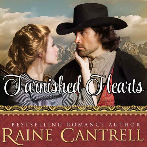 Tarnished Hearts audiobook cover art