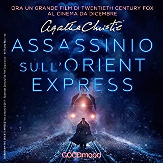 Assassinio sull'Orient Express cover art