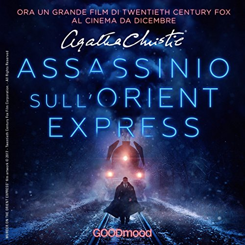 Assassinio sull'Orient Express audiobook cover art