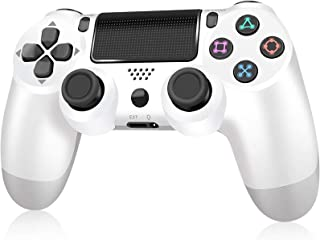 Controller for Playstation 4, Y Team Controller for PS4/ Pro/Slim, Game Controller Joystick with Vibration Function, Heads...