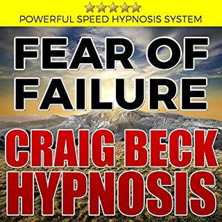Fear of Failure: Craig Beck Hypnosis                   By:                                                                                                                                 Craig Beck                               Narrated by:                                                                                                                                 Craig Beck                      Length: 40 mins     1 rating     Overall 4.0
