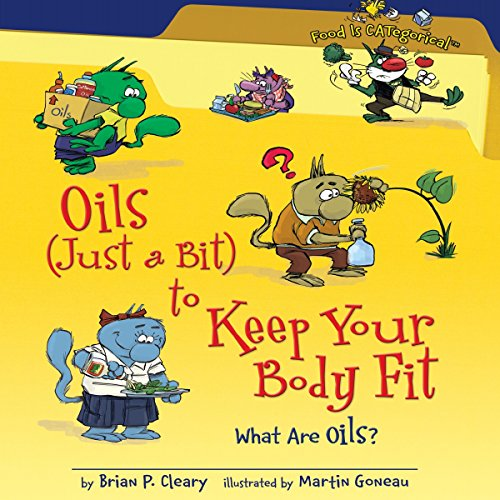 Oils (Just a Bit) to Keep Your Body Fit [Revised Edition] copertina