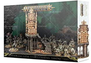 Games Workshop Warhammer AoS - Comtes Vampires Charnel Throne