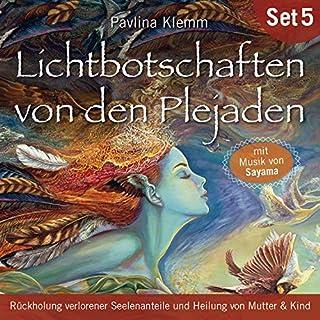 Lichtbotschaften von den Plejaden - Set 5 Titelbild