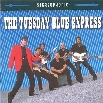Tuesday Blue Express