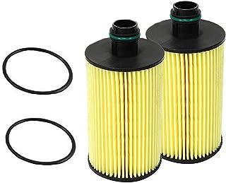 6822 9402AA Engine Oil Filter 44-LF035 PRO GUARD D2 Cherokee RAM 1500 Eco Diesel Oil Filter(2 pack)