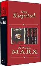 Das Kapitall : (Vol I to III ): ( Das Kapital Series Book 1 , 2 & 3 ) (English Edition)