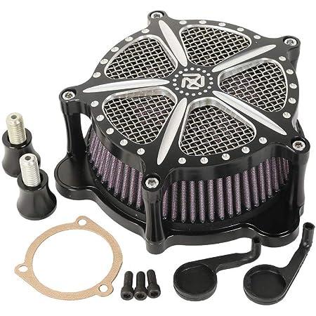 Motorrad Geändert Einzigartige Luftfilter Luftfilter Für Harley Dyna Softail Fatboy Road King Electra Glide Touring Auto
