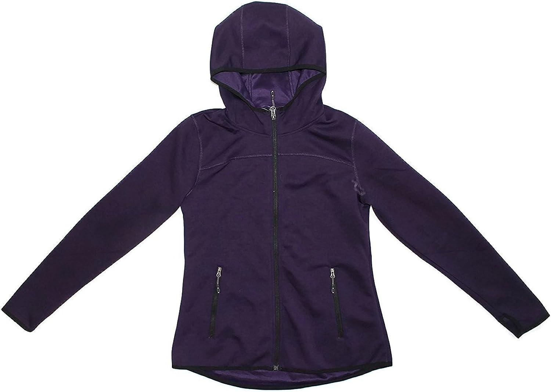 32 Degrees Women's Fleece Tech FullZip Sweatshirt