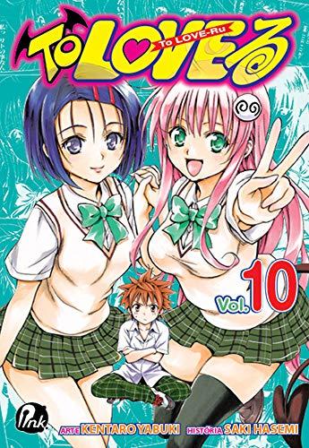 To Love Ru - Vol. 10